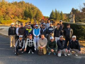 生駒組ゴルフコンペ01