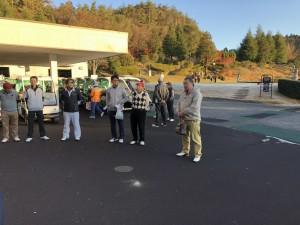 生駒組ゴルフコンペ03