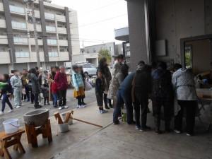 生駒組餅つき大会IN本社事務所06