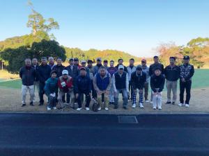 第12回 生駒組ゴルフコンペ